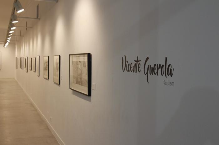 """Burriana inaugura la exposición """"Vicente GuerolaRealism""""."""