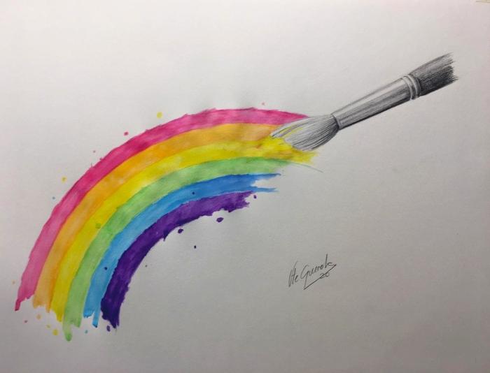 Arco iris de laesperanza